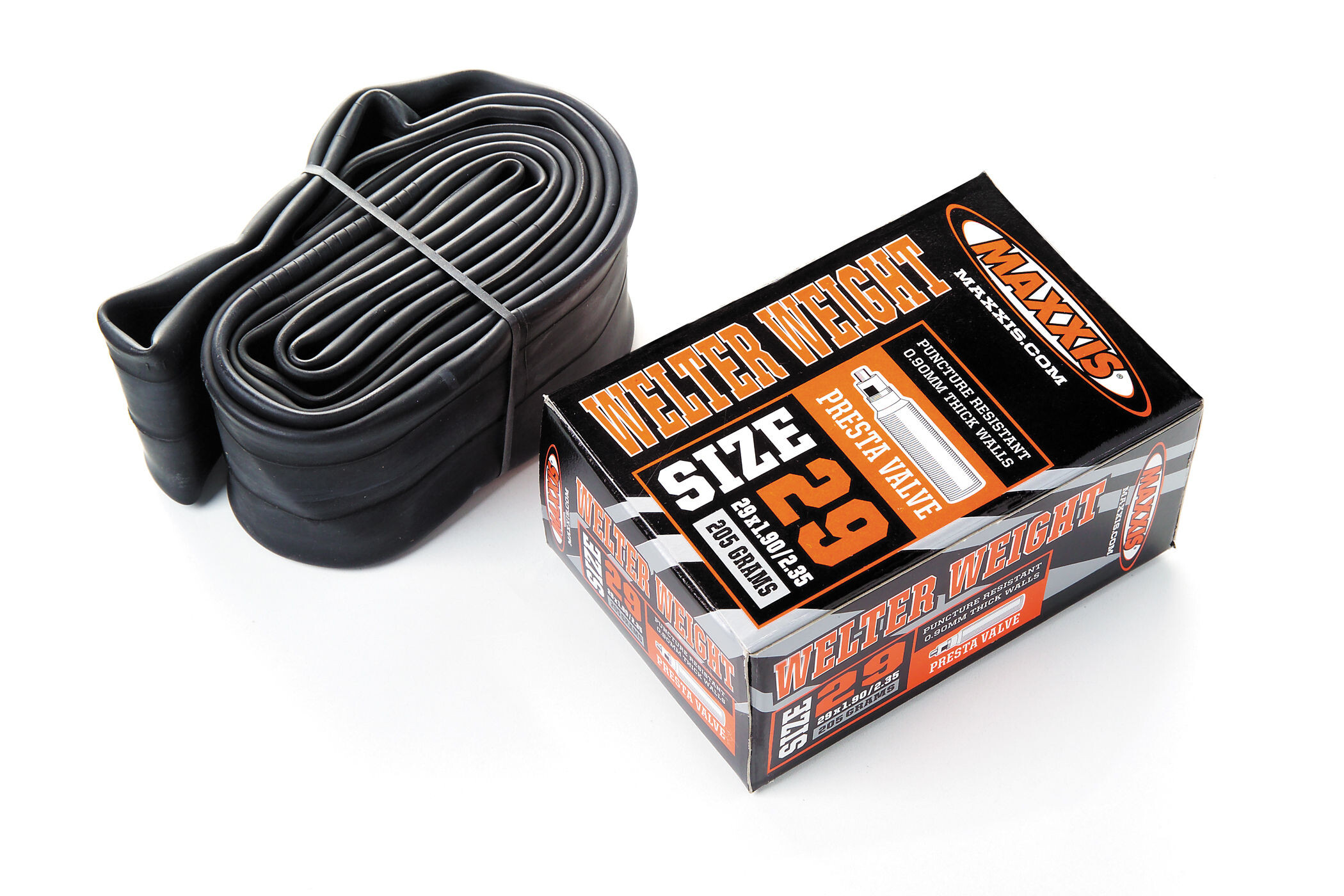 Tubes Tire x2 Maxxis Welter Weight 27.5 x 1.90 2.35 VTT Presta Chambre à Air